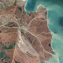 Дунай впадает в Черное море
