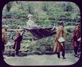 Darjeeling - Joseph G. Pangborn carried by 4 porters LCCN2004707783.tif