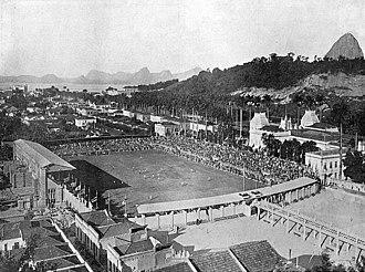 1919 South American Championship - Image: Das laranjeiras stadium