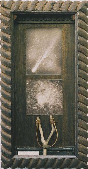 Johann Dieter Wassmann - Johann Dieter Wassmann (Jeff Wassmann), Dasein (Being), 1897, (2003). 48 x 26 x 7 cm.