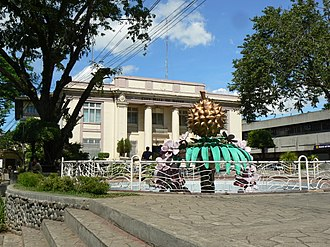 Davao City - Davao City Hall was established in 1926 as the Municipal Hall when it was still a town.