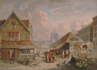 The Old Fishmarket, Norwich
