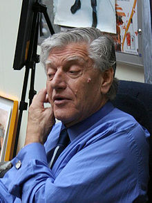 Description de l'image  David Prowse, 2006.jpg.
