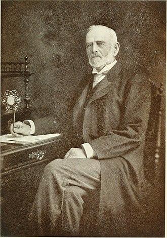 David Syme - Syme in 1907