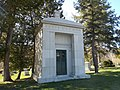 Davis Mausoleum - Evergreen Cemetery.JPG