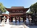 Dazaifu Tenman-gu,Fukuoka 太宰府天満宮 - panoramio (1).jpg