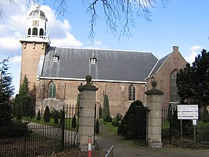 De Bilt - Church in De Bilt