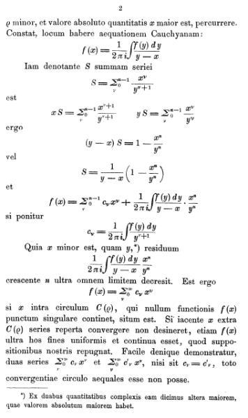 File:De functionum analyticarum unius variabilis per series infinitas repraesentatione.djvu