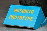 De havilland Museum - Mosquito prototype 75th Anniversary event (23725080025).jpg