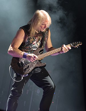 Steve Morse - Steve Morse live with Deep Purple in Hamburg 2017