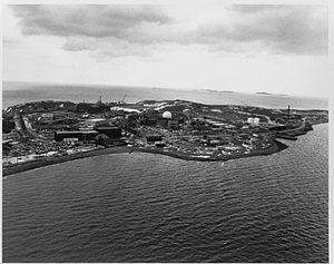 Deer Island Prison - Image: Deer Island prison Boston LC HABS ma 1444