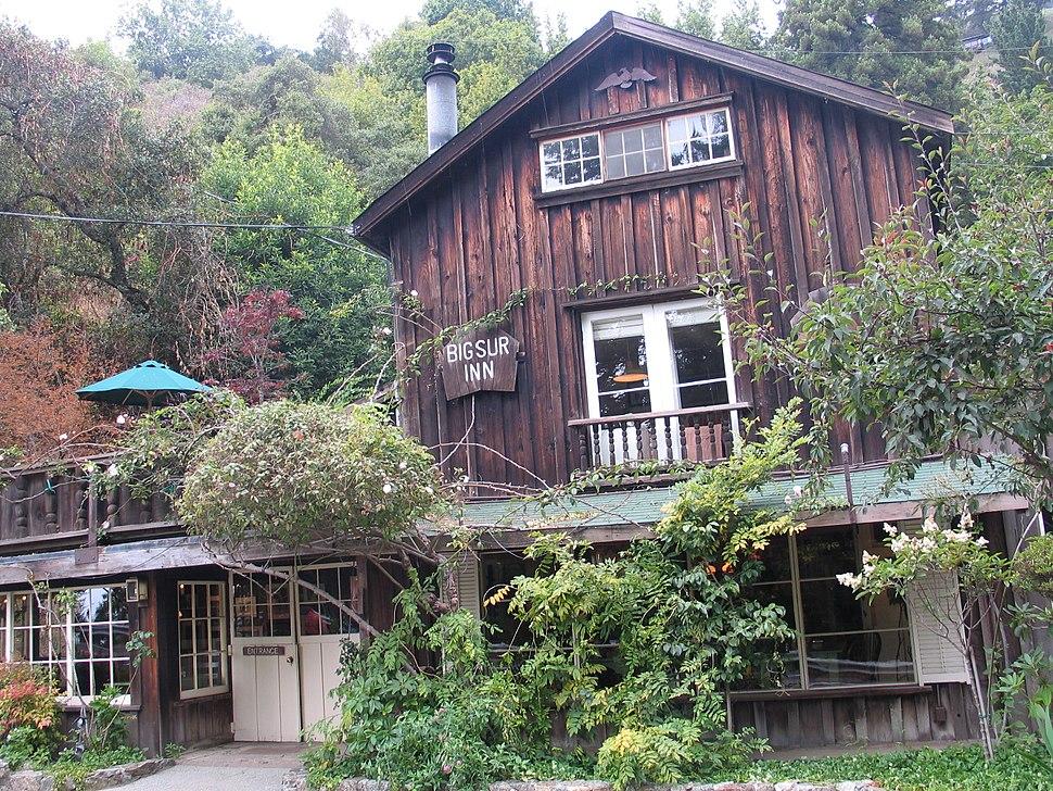Deetjen's Big Sur Inn 2005