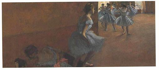 Degas - Tänzerinnen die Treppe hinaufsteigend.jpg