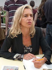Description de l'image Delphine de Vigan-Nancy 2011.jpg.