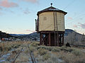 Denver & Rio Grande Railroad South Fork Water Tank.JPG