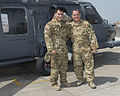 Deployed together, Family supports rescue missions in Africa 140827-F-SJ695-002.jpg