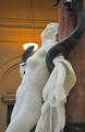 Desiré Maurice Ferrary (1852-1904) - Salammbo (1899) left, figure, thighs upward, Lady Lever Art Gallery, June 2013 (10793166695).png