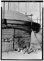 Detail view of kiln - Salt Lake Pressed Brick Company, 1100 East Street, Salt Lake City, Salt Lake County, UT HAER UTAH,18-SALCI,21-4.tif