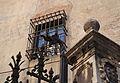 Detalls de la tanca posterior del col·legi del Patriarca de València.JPG