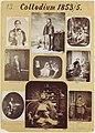 Deutscher Photograph um 1853-1855 - Lehrtafel Nr. 13 mit 9 Photographien, zum Kollodiumverfahren, Aufnahmen - Dresden (Zeno Fotografie).jpg