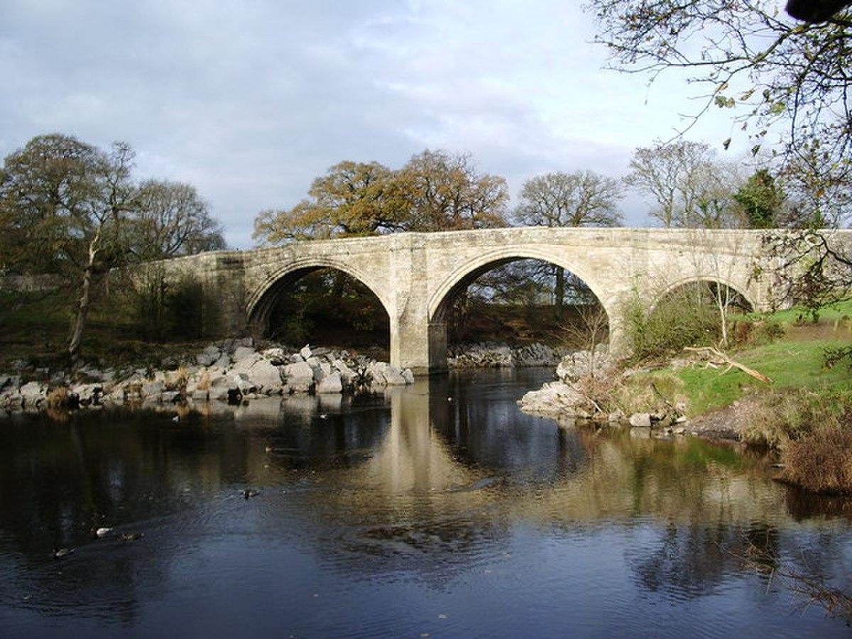 Devil's Bridge, Kirkby Lonsdale - geograph.org.uk - 612989.jpg