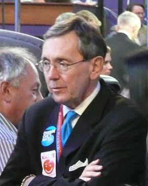 Richard Cranwell - Dick Cranwell at the 2008 Democratic National Convention