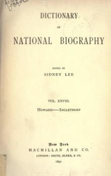 Dictionary of National Biography volume 28.djvu