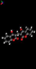 Dicumarol molecule2.png
