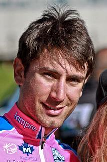 Diego Ulissi Italian road bicycle racer