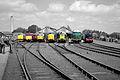 Diesel Gala Day 2013 - Didcot Railway Centre (8876627686).jpg