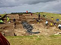 Dig at the Ness of Brodgar in August 2017.jpg