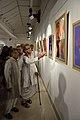 Dignitaries - Biswatosh Sengupta Solo Exhibition - Kolkata 2015-07-28 3346.JPG
