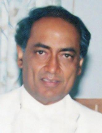 Rajgarh (Lok Sabha constituency) - Image: Digvijaya Singh