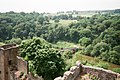 Dinham Bridge from Ludlow Castle.jpg