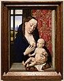 Dirk bouts, madonna col bambino, 1465 ca.jpg