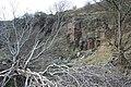 Disused quarry, Newsholme Dean - geograph.org.uk - 1173988.jpg