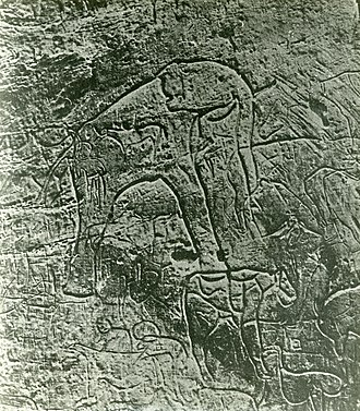 Rock art of the Djelfa region - Oued el Hesbaïa.