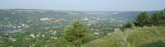Ocnița District - Nistru near the Otaci