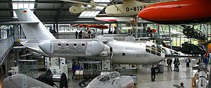 Dornier Flugzeugwerke - Do 31