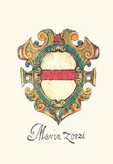 Marino Zorzi Doge of Venice