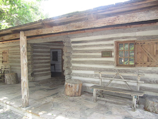 antonio cabins san homefield portable home eagle cabin shelter by ford hunting near log