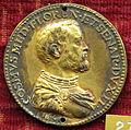Domenico poggini, medaglia di cosimo I de' medici ed etruria pacata, 1561 (argento dorato).JPG