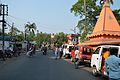 Domjur-Jagadishpur Road - Dwarikanath Ghosal Crematorium Area - Domjur - Howrah 2014-04-14 0508.JPG