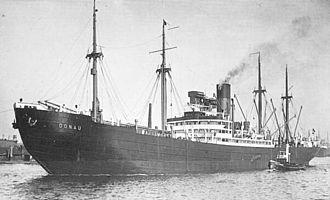 SS Donau (1929) - Image: Donau NDL