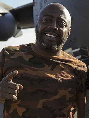 Donnell Rawlings - Rawlings in 2017
