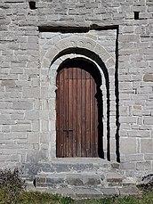 Door of San Chuan de Busa 022017.jpg