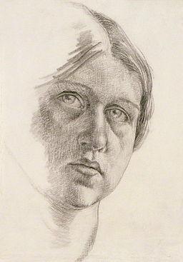 Dora Carrington, 1910