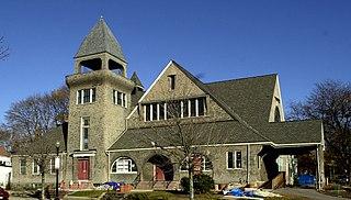 Dorchester Temple Baptist Church United States historic place