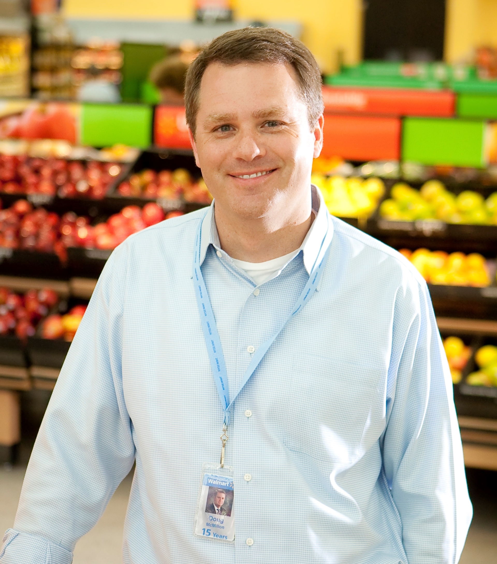 Doug Mcmillon On Customer First Schedule Letter
