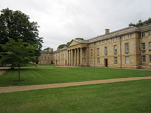 Downing College, Cambridge - Downing College Chapel, built in 1951